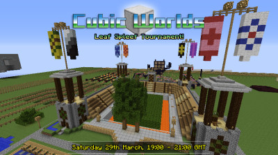 Leaf Spleef Tournament - Saturday 29th March, 21:00 GMT