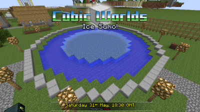 Ice Sumo - Saturday 31st May, 18:30 GMT