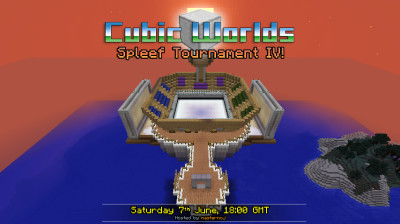 Spleef Tournament IV - Saturday 7th June, 18:00 GMT