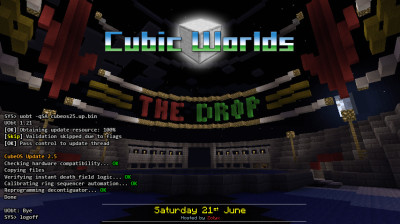 The Upgraded DROP - Saturday 21st June, 18:00 GMT