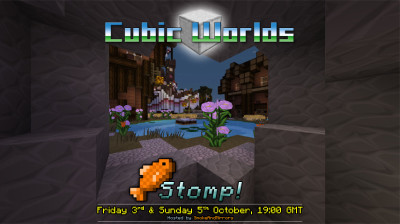 Stomp! - Friday 3rd October and Sunday 5th October, 19:00 GMT