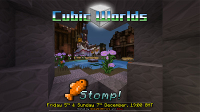 Stomp! - Friday 5th December and Sunday 7th December, 19:00 GMT