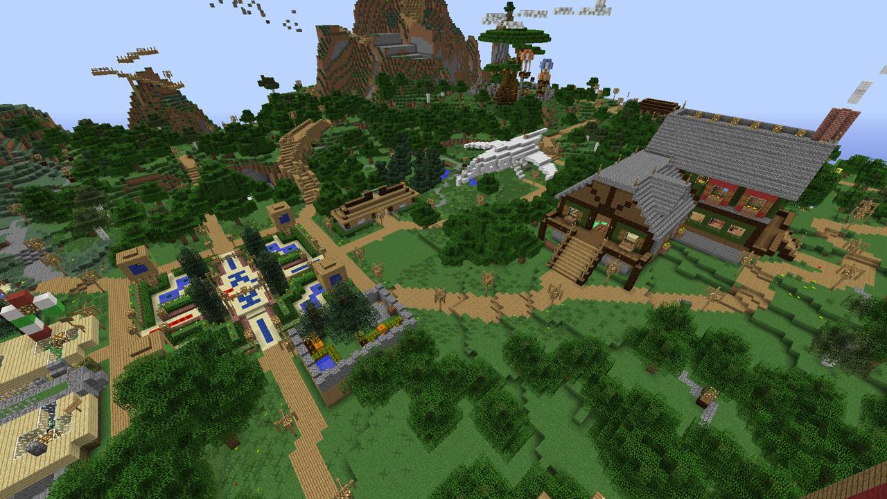 The Avalon spawn fields